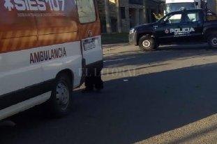 Falleció una ciclista tras un trágico accidente vial en Barrancas