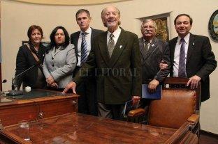 Rosario: falleció el expresidente del Concejo Municipal Norberto Soriano
