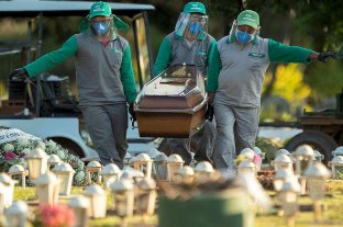 Brasil superó los 400.000 contagios y las 25.000 muertes por coronavirus -  -