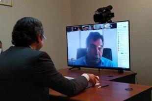 Amplio consenso al proyecto de ley Santa Fe Conectada presentado por el Diputado Oscar Martínez -  -