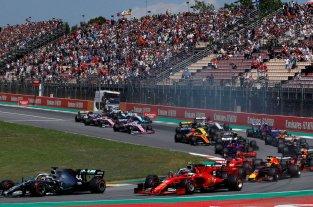 El Gran Premio de los Países Bajos fue cancelado y no se correrá hasta 2021