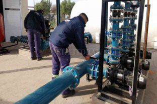ASSA renueva el sistema de producción de agua potable en Rafaela