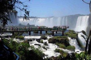 En junio, Brasil reabrirá al turismo en las Cataratas del Iguazú