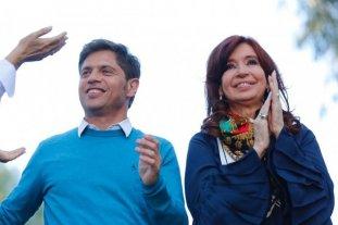 Causa dólar futuro: Habilitan feria para que se reanude una pericia contable  - Cristina Kirchner y Axel Kicillof, procesados en la causa dólar futuro. -