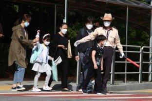 Rebrote de coronavirus en Corea del Sur
