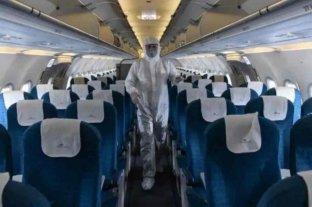 Aerolíneas presentó un protocolo de salud e higiene para reanudación de vuelos regulares -  -