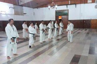 El karate y sus clases virtuales