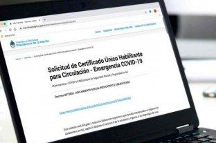 En tres días se tramitaron más de 3 millones de permisos para la circulación en cuarentena