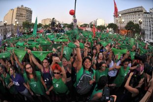 La Campaña por el Aborto Legal cumple 15 años