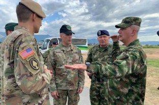 Fuerzas militares de EEUU llegrán a Colombia para apoyar el combate al nacrotráfico