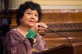 Dora Barrancos capacitará sobre género a legisladores de Entre Ríos