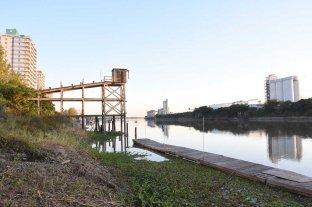 Sigue creciendo el Río Paraná, que ahora llega a 1,25 mts en Santa Fe -  -