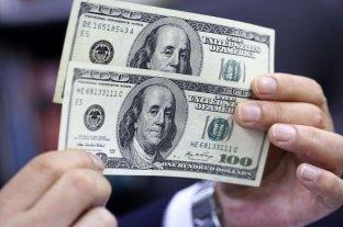 El dólar blue bajó a $ 124 y subió el contado con liquidación -  -