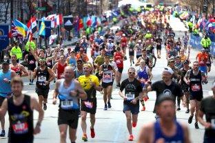 Por primera vez en 124 años, cancelaron la maratón de Boston, una de las más importantes del mundo