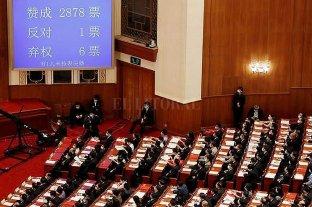 La Asamblea Popular china aprobró la ley de seguridad para Hong Kong