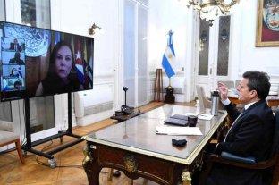 Líderes de América Latina dialogaron sobre los avances parlamentarios  -  -