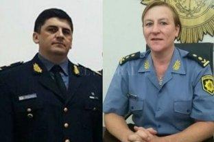 Musuruana ya no es el Subjefe de Policía de la provincia de Santa Fe -  -