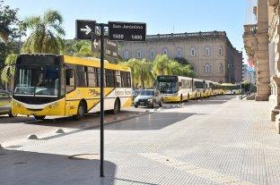 """Jatón: """"Queremos una solución de fondo para el transporte"""" -  -"""