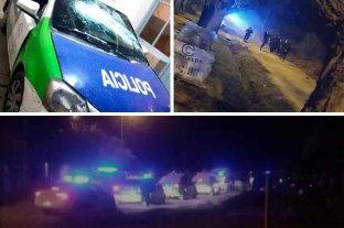 Chivilcoy: estaban haciendo una fiesta en plena cuarentena y se enfrentaron con la policía