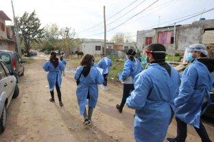 Ascienden a 211 los infectados por  Covid-19 en Villa Azul