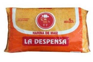 ANMAT prohibió la comercialización de una harina de maíz  -  -