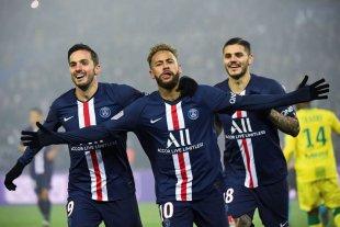 El gobierno francés ratificó el final del torneo de primera división