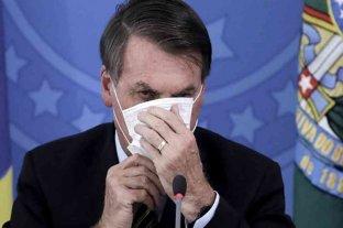 Crece el descontento de los brasileños con la gestión de Bolsonaro