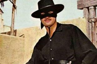 """""""El Zorro"""" vuelve a la TV argentina"""