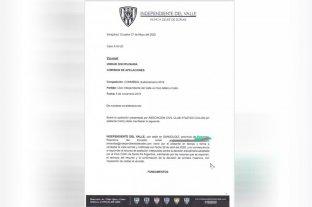 """""""En dos semanas sale el fallo Colón-Conmebol"""""""