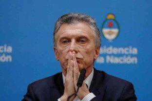 Imputaron al ex presidente Mauricio Macri por presunto espionaje ilegal -  -