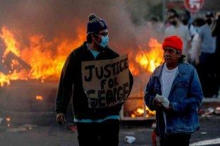 Al menos siete heridos dejan las protestas contra la violencia policial en Estados Unidos