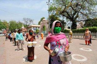 India registró más de 7 mil casos de Covid_19 en la última jornada
