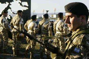 Se conmemora el 210° Aniversario de la creación del Ejército Argentino