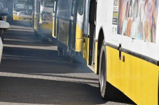Jatón convocará a legisladores para debatir la crisis del transporte -  -