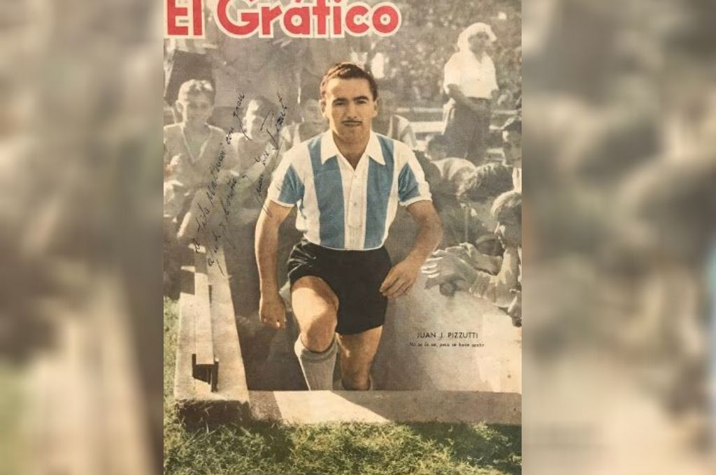 Fallecido en enero de este año, Tito Pizzuti fue tapa de El Gráfico en varias oportunidades. Crédito: Archivo