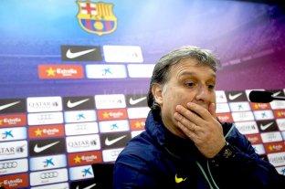 """Martino afirmó que su """"peor año"""" como entrenador ocurrió en Barcelona"""