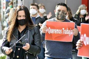 Convocan a una marcha en todo el país contra la cuarentena