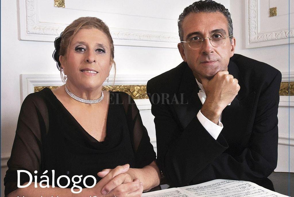La portada del CD recupera un retrato realizado por el fotógrafo Oscar Dechiara, al igual que otras imágenes interiores. Crédito: Gentileza del artista