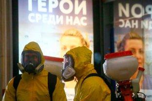 Rusia se acerca a los 400.000 casos de coronavirus