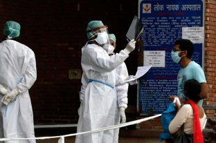 Ya son  más  de 800.000 los casos de coronavirus en India