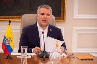 Duque dio negativo de Covid-19 tras confirmarse 13 casos en la Presidencia