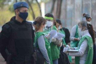 Otro barrio del Gran Buenos Aires está aislado por casos de coronavirus