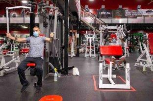 El Bloque de la UCR solicitó la habilitación de gimnasios, actividades físicas y deportivas -  -