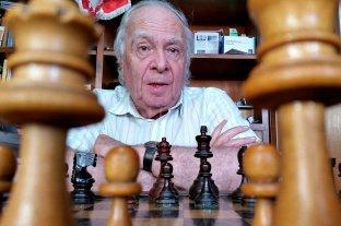 Panno, el primer campeón mundial juvenil, luego analista de Korchnoi