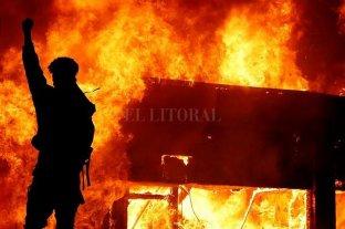 EE.UU.: más soldados a la calle para contener disturbios en Minneapolis