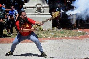 """Interpol detuvo en Uruguay al """"hombre del mortero"""""""