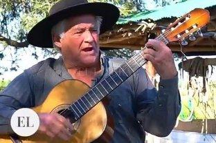 """Orlando Vera Cruz: """"Déjenme ser útil o le tienen miedo a la palabra  y a la guitarra de un pobre gaucho"""""""