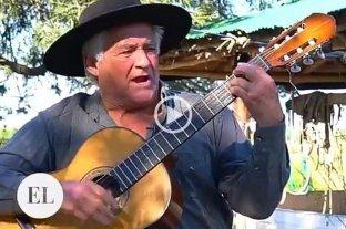 """Orlando Vera Cruz: """"Déjenme ser útil o le tienen miedo a la palabra  y a la guitarra de un pobre gaucho""""  -  -"""