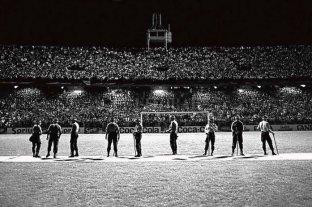 El nuevo disco de Queen tendrá una foto del estadio de Rosario Central en su tapa