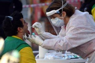 Confirmaron este domingo 2 nuevas muertes por coronavirus y son 530 los fallecidos